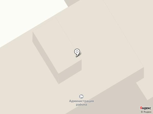 Администрация Сургутского района на карте Сургута