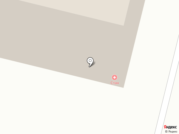 Кабинет врача частной практики на карте Сургута