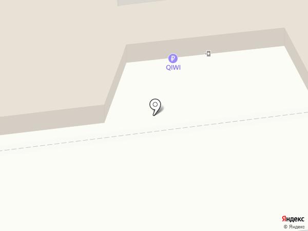 Цветочная лавка на карте Омска