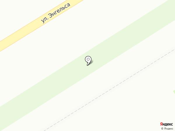 Детская художественная школа №1 им. Л.А. Горды на карте Сургута