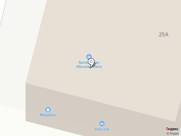 Starline на карте Сургута