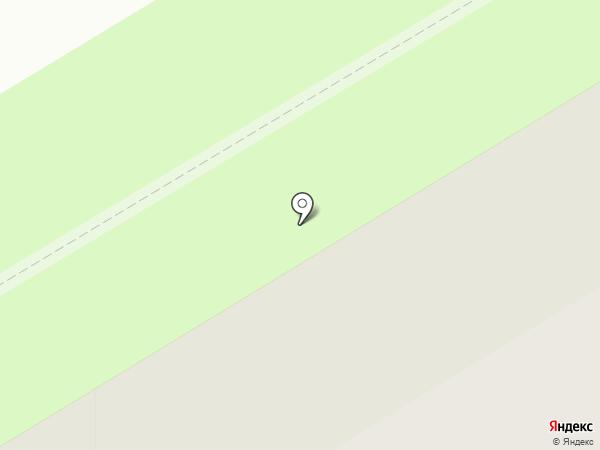 Водяной на карте Сургута