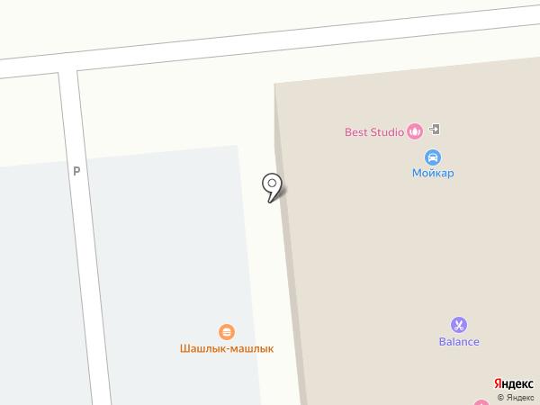 TURBINA lounge бар на карте Омска