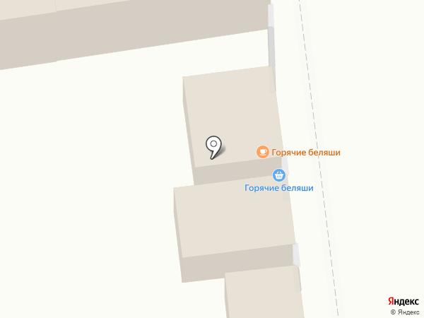 Кондитерская лавка на карте Омска