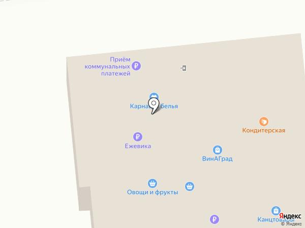Оптика на карте Омска
