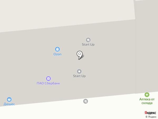 Сибирская школа нового поколения на карте Омска
