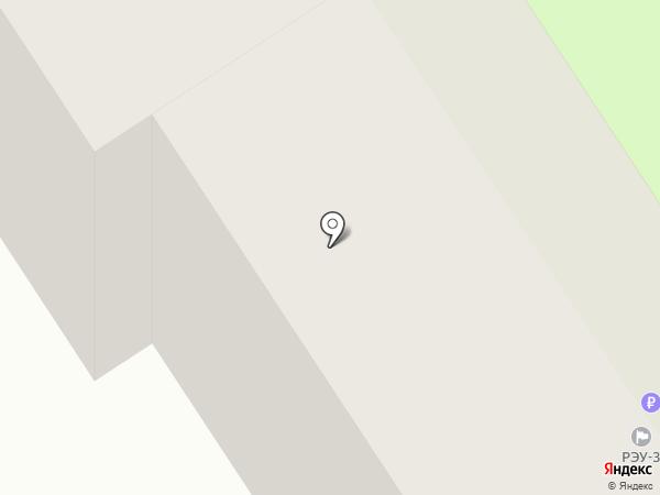 РЭУ-3 на карте Сургута