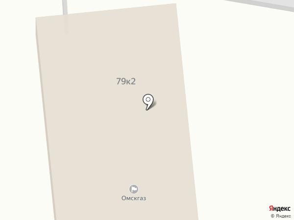 AUTOPART на карте Омска