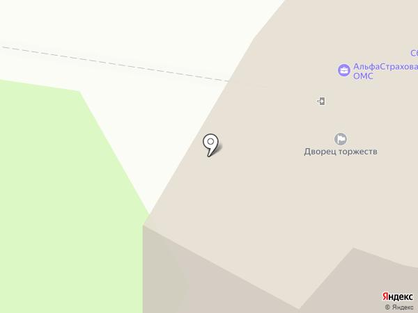 YellowKit на карте Сургута