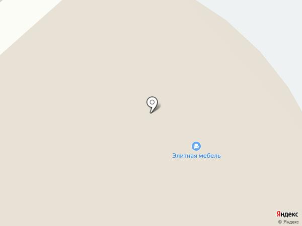 Салон мебели на карте Сургута