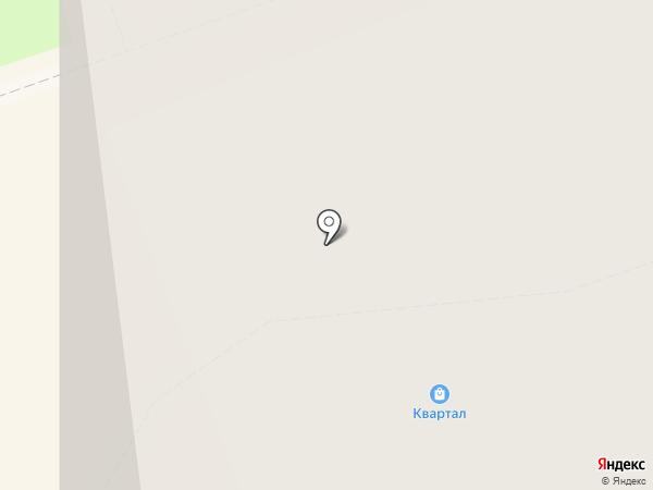 Элегант на карте Сургута