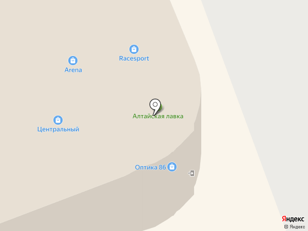 Artcase на карте Сургута