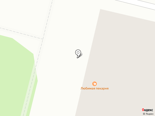 Янтарь на карте Сургута