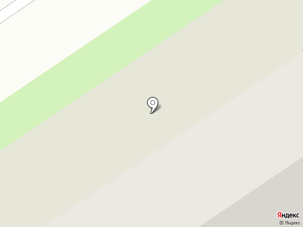 Сургутская окружная клиническая больница на карте Сургута