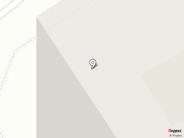 Квартика на карте Сургута