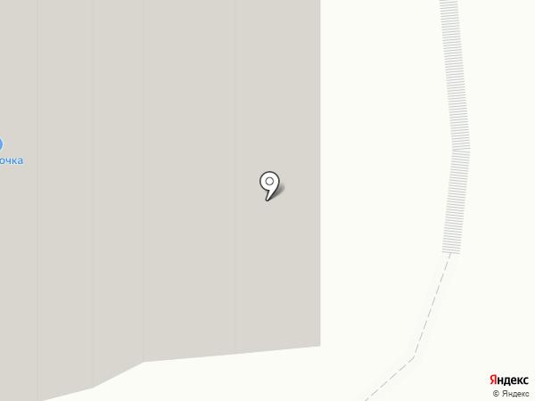 На Нейбута на карте Омска