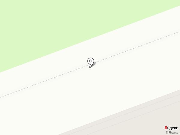 Нова на карте Сургута