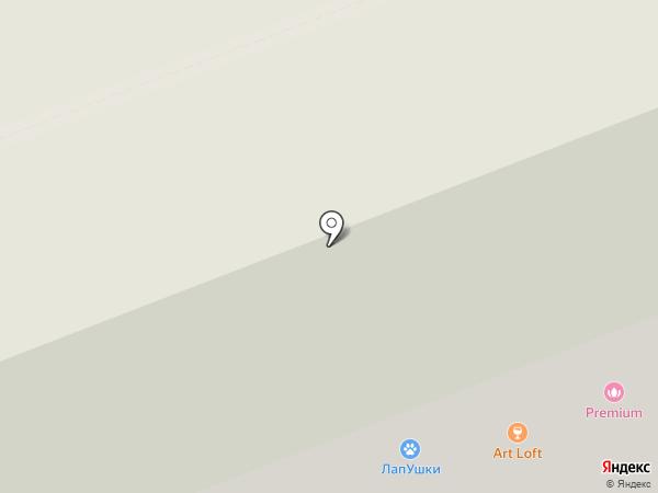 PREMIUM на карте Сургута