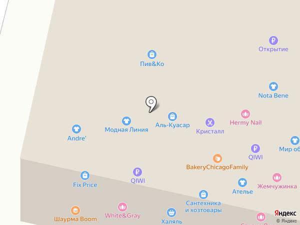 ЛогиТэк-Транс на карте Сургута
