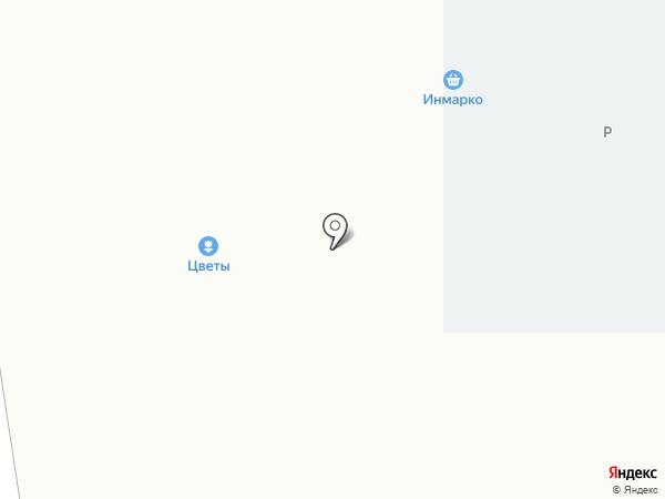 Наш огород на карте Омска