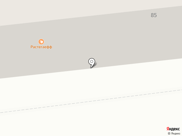 Линейка на карте Омска