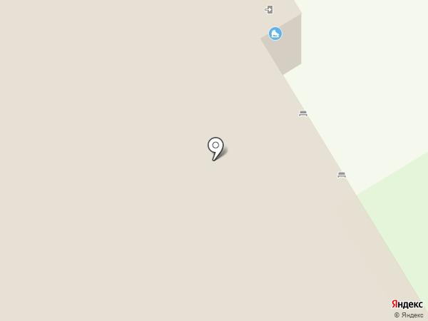Юниор на карте Омска