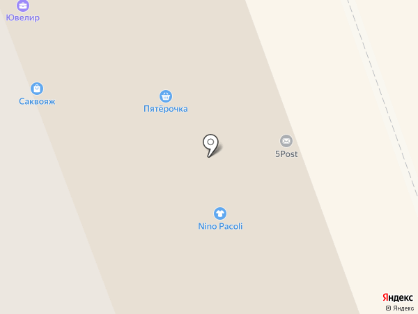 Банкомат, Бинбанк, ПАО на карте Сургута
