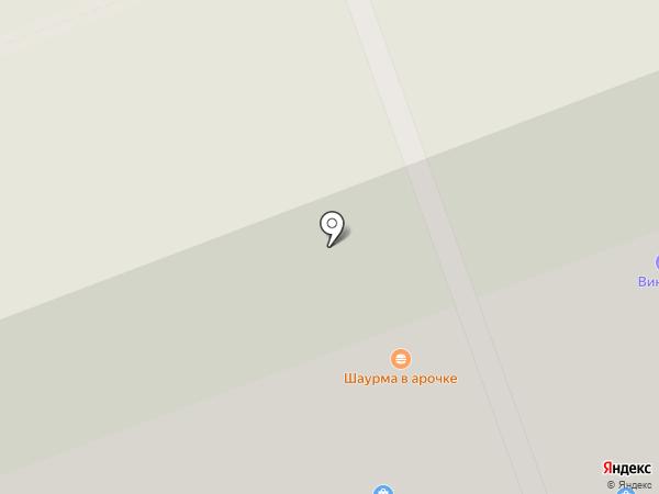 Сервисный центр замков и ключей на карте Сургута