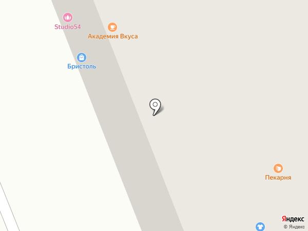 Прованс на карте Сургута