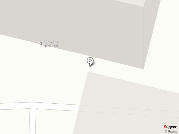 Весёлая ромашка на карте Сургута