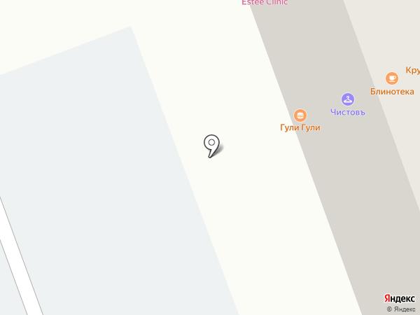 Росгосстрах банк, ПАО на карте Сургута