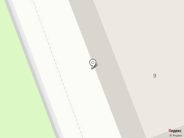 Магазин сантехники и хозтоваров на карте Сургута