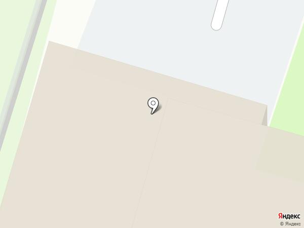 Караван на карте Сургута