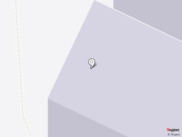 Детская школа искусств №1 на карте Сургута
