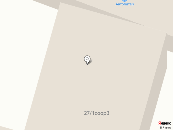 Коллекторское агентство Регион на карте Сургута
