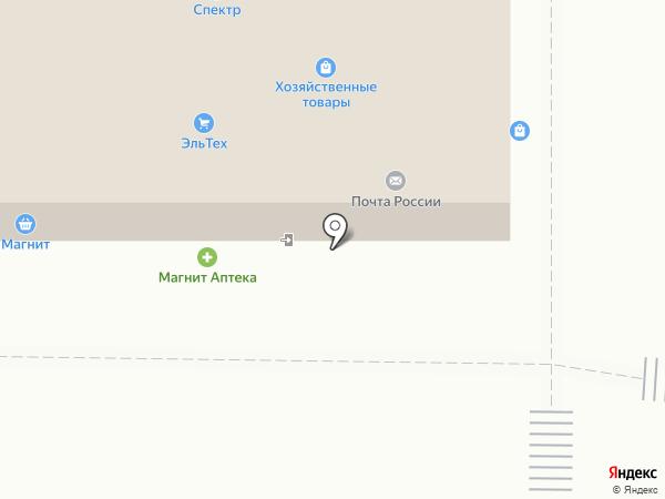 Кафетерий на карте Омска