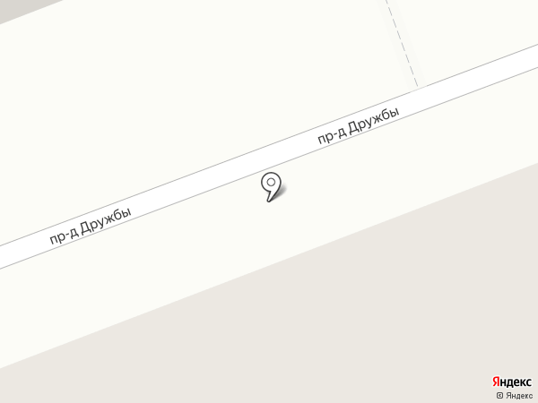 Детская библиотека №23 на карте Сургута
