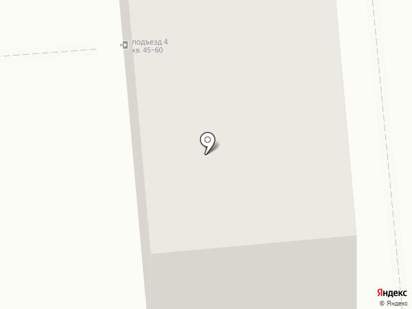 Ангар 18 на карте Омска
