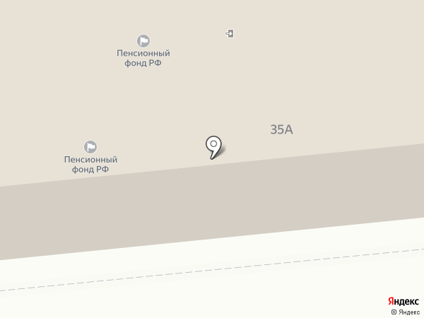 Управление Министерства труда и социального развития Омской области по г. Омску на карте Омска