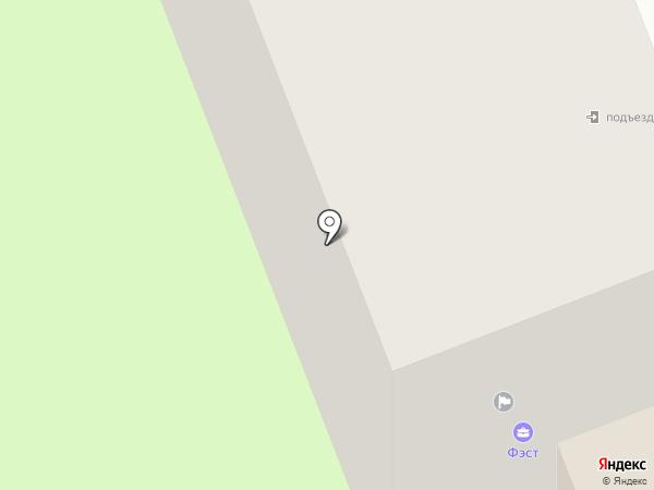 Алгоритм на карте Сургута