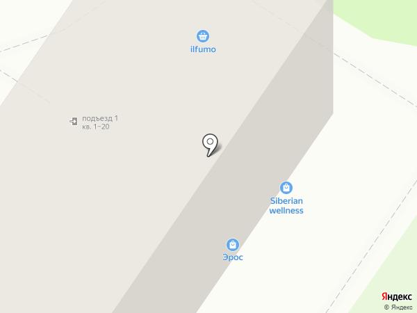 Ilfumo на карте Омска