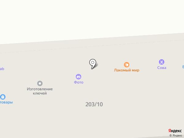 ГудБИР на карте Омска