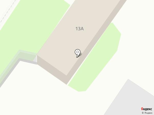 Торгово-монтажная компания на карте Омска