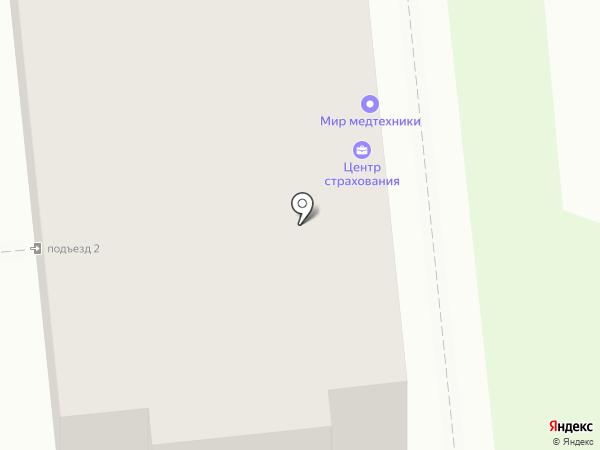Центр страхования на Б.Хмельницкого на карте Омска