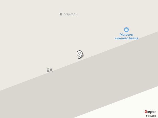 Сеть магазинов на карте Сургута