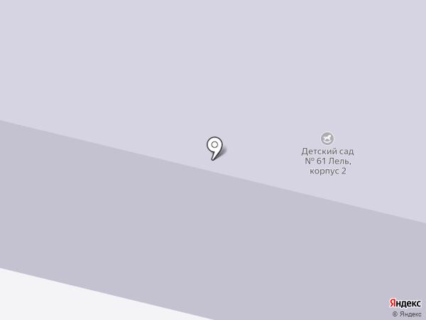 Начальная школа №37 на карте Сургута