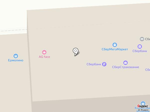 Альянс на карте Омска