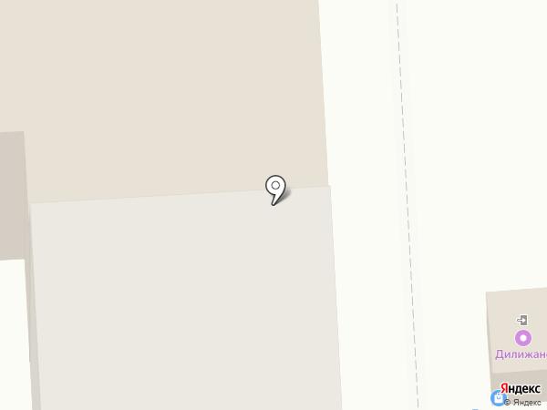 Бенефис на карте Омска