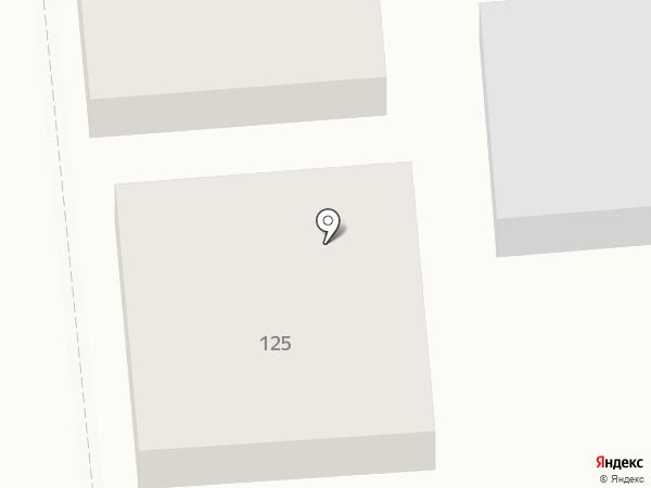 Речек А.Б. на карте Омска