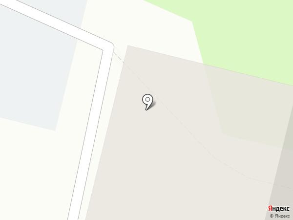 Мужская парикмахерская на карте Сургута